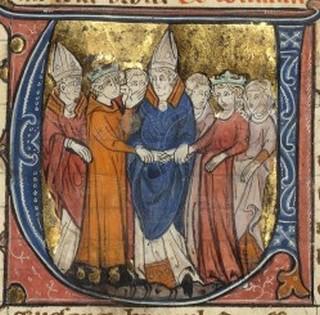 casamento de Maria Comnena com Amalrico I de Jerusalém